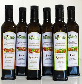 LipiLife Bottles